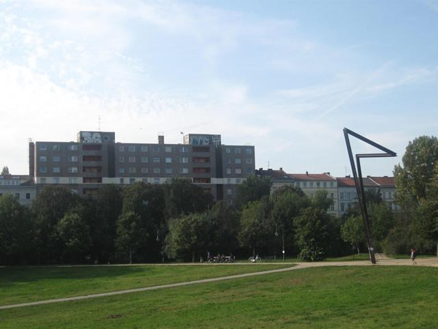 Kreuzberg: Messerstecher im Görlitzer Park festgenommen