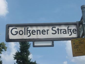 Golßener Straße