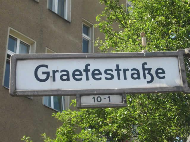 Kreuzberg: Spielhalle in der Graefestraße überfallen