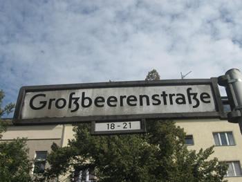 Großbeerenstraße