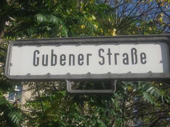 Gubener Straße