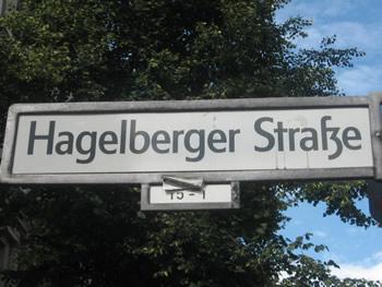 Hagelberger Straße