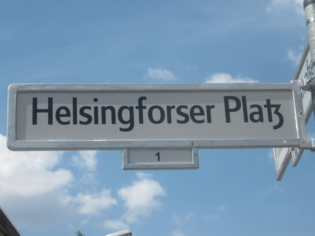 Eröffnung des neuen Skatepark am Helsingforser Platz