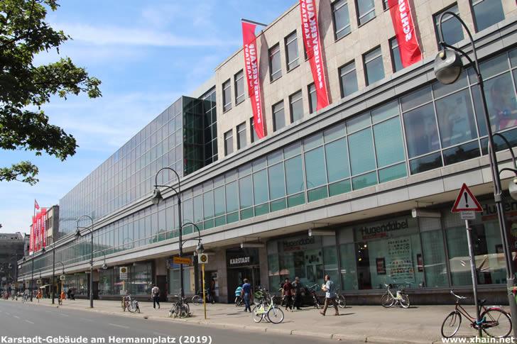 Karstadt-Gebäude am Hermannplatz