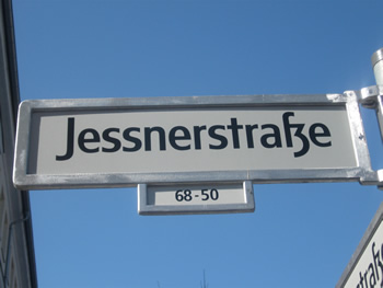 Jessnerstraße