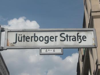 Jüterboger Straße