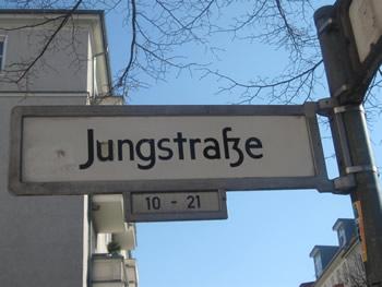 Jungstraße