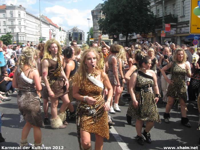 Karneval der Kulturen 2012