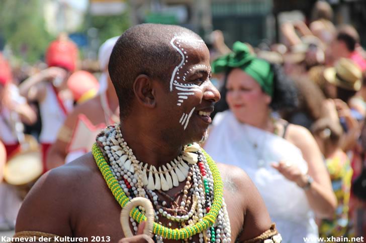 Karneval der Kulturen 2013 - Marafoxe Nação Nago