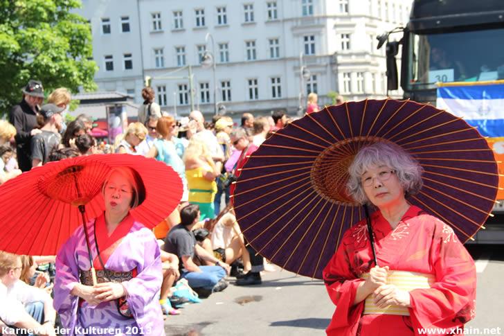 Karneval der Kulturen 2013 - Lucky Bon Odori Japan