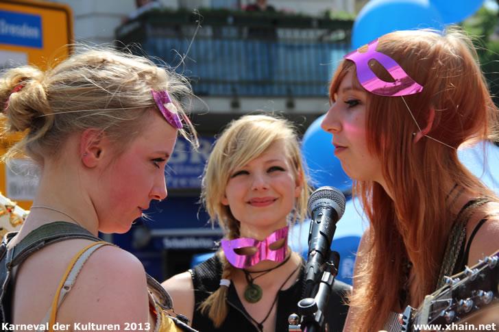 Karneval der Kulturen 2013 - Kreuzberg hat die Superstars