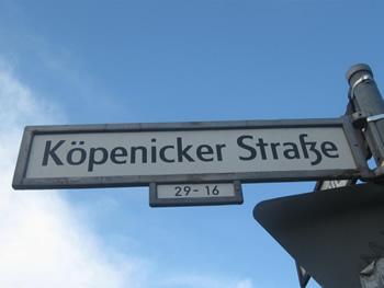 Köpenicker Straße