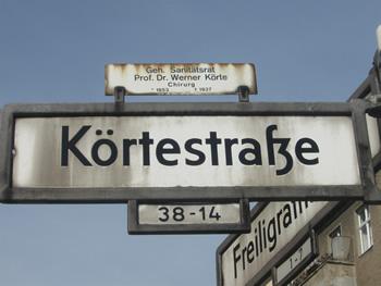 Körtestrasse