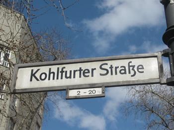 Kohlfurter Straße