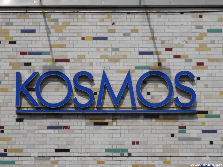 Friedrichshain: Feuer am ehemaligen Kino Kosmos