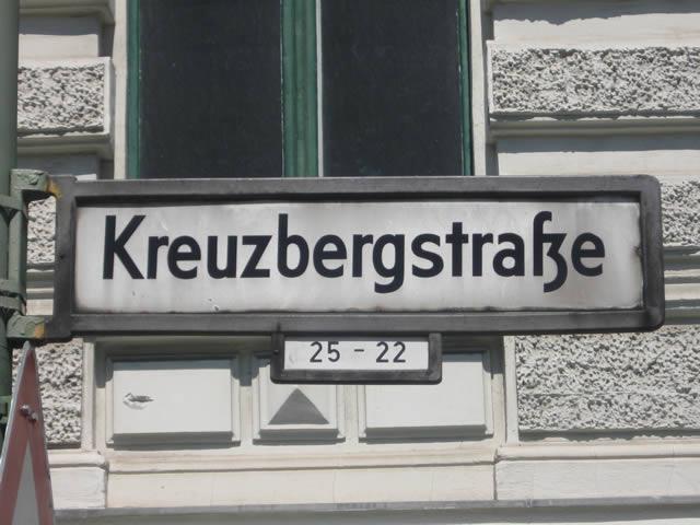 Kreuzberg: Spielhalle in der Kreuzbergstraße überfallen