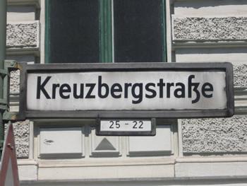 Kreuzbergstraße