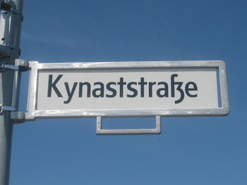 Kynaststraße