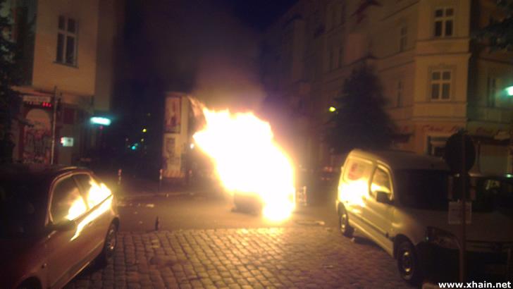 Lange Nacht der Rigaer Straße