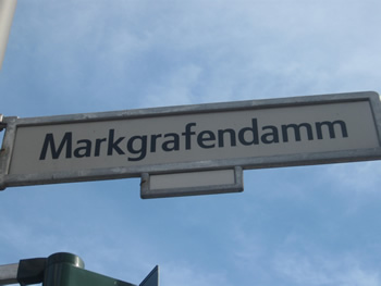 Markgrafendamm