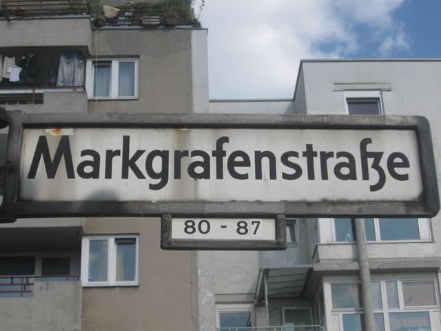 Kreuzberg: Hotel in der Markgrafenstraße überfallen
