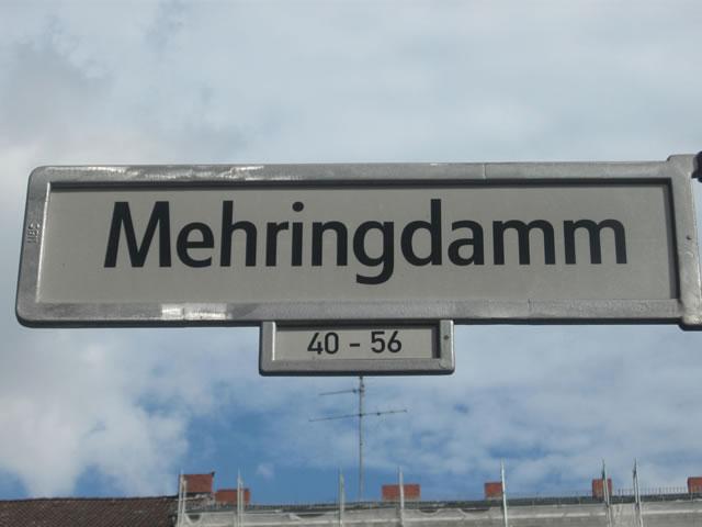 Kreuzberg: Der Mehringdamm wird heute um 16 Uhr wieder freigegeben