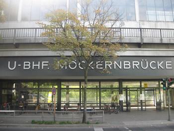 Kreuzberg: U-Bahn-Surfer tödlich verunglückt
