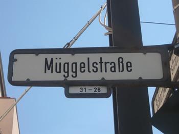 Müggelstraße