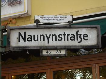 Naunynstraße