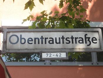 Obentrautstraße