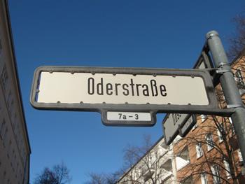 Oderstraße
