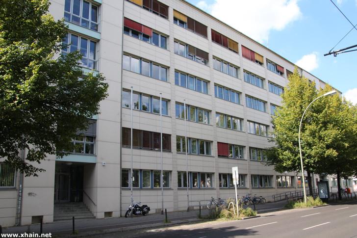 Ordnungsamt Friedrichshain-Kreuzberg zieht um