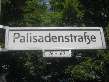 Palisadenstraße
