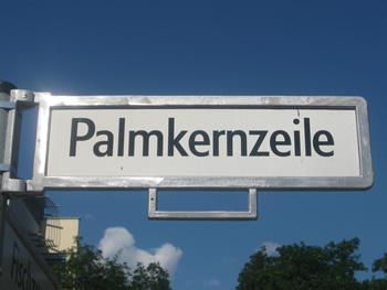 Palmkernzeile