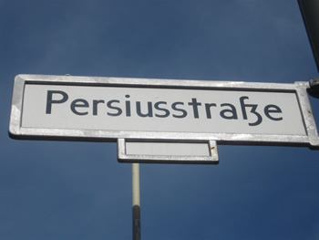 Persiusstraße