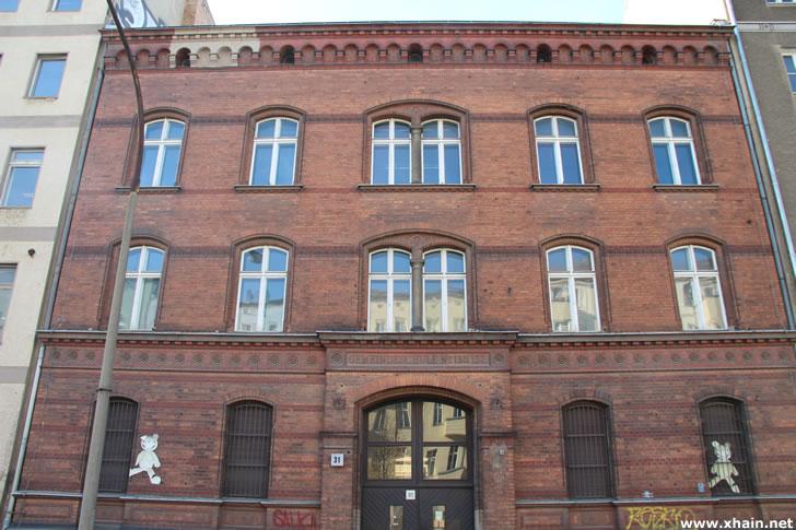 Ehemalige Polizeiwache Friedenstraße