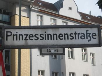 Prinzessinnenstraße