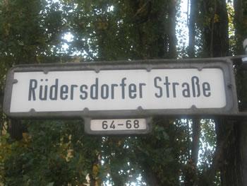Rüdersdorfer Straße