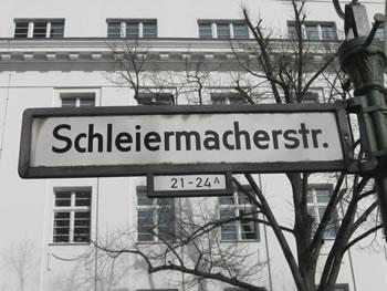 Schleiermacherstraße