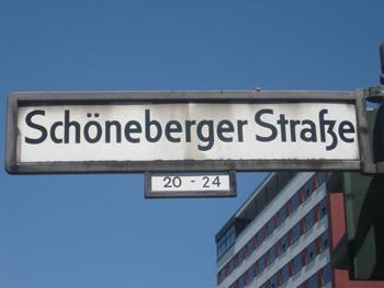 Schöneberger Straße