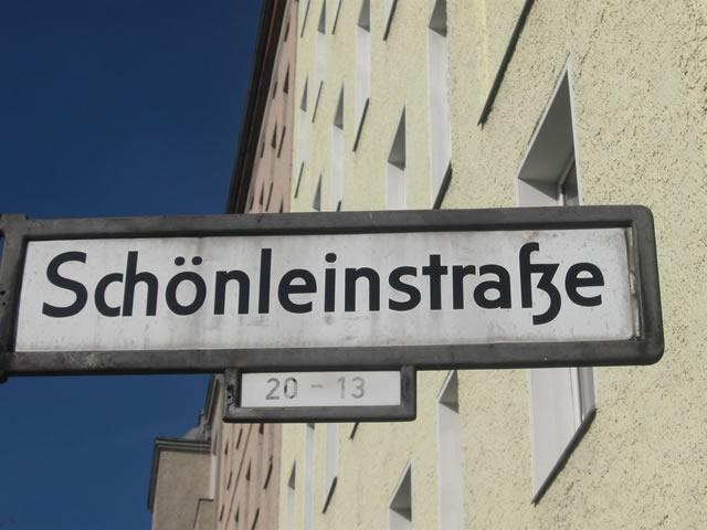 Messerstecherei auf dem U-Bahnhof Schönleinstraße