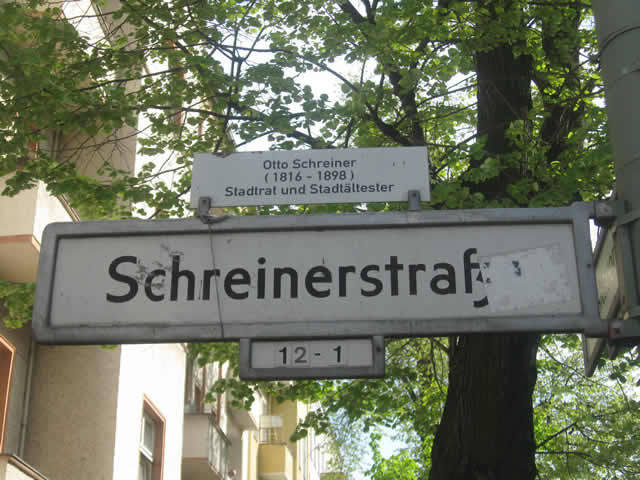 Friedrichshain: Uhrmacher in der Schreinerstraße überfallen