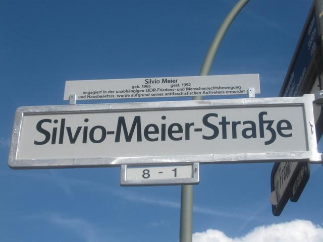 Verleihung des Silvio-Meier-Preises findet heute statt