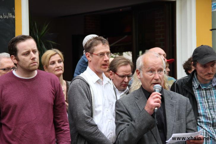 Bürgermeister Franz Schulz