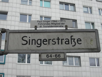 Singerstraße