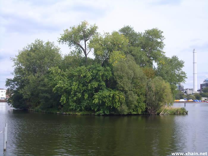 Liebesinsel (Rummelsburger See)