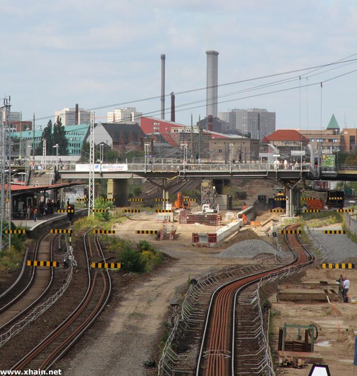 S-Bahnhhof Warschauer Straße