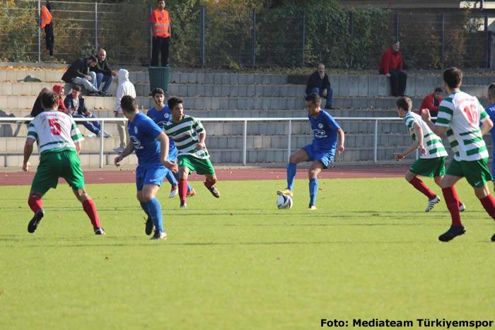Türkiyemspor gewinnt am 11. Spieltag der Hauptstadtliga mit 3:0 gegen den TSV Rudow.