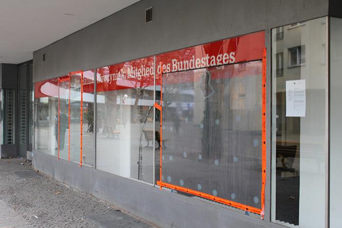 Bürgerbüro der Bundestagsabgeordneten Halina Wawzyniak