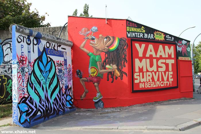 Das Yaam-Gelände soll verkauft werden